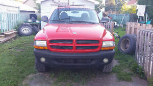 2001 Dodge Dakota Camionnette