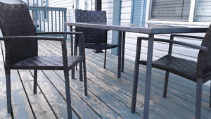**REDUCED PRICE**Patio Set for sale