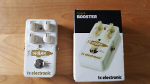TC Electronic Spark Booster boost/EQ