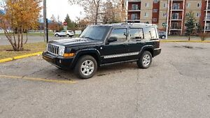 2008 Jeep Commander Limited SUV, Crossover, HEMI, Trail Rated