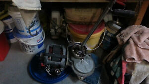 Motor, clutch, shaft, Gear case Whirpool Washer- Laveuse
