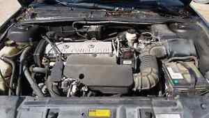 98 Chevrolet cavalier engine