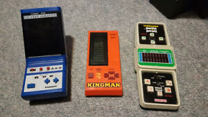 old electronic games