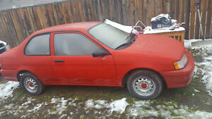 1992 Toyota Tercel Other