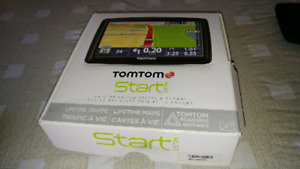 GPS TomTom start 55 tm