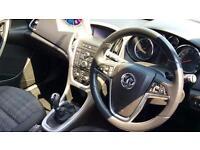 2013 Vauxhall Astra 1.7 CDTi 16V ecoFLEX Energy 5d Manual Diesel Hatchback