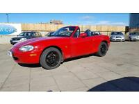 1999 MAZDA MX-5, MAY 2017 MOT READY TO DRIVE AWAY