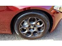 2017 Alfa Romeo Giulia 2.0 TB Super with Driver Assis Automatic Petrol Saloon