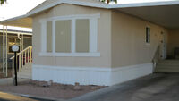 "Beautiful   2007 MODULAR/ MOBILE HOME in Mesa Arizona ""Reduced"""