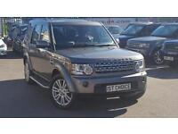 2010 LAND ROVER DISCOVERY 4 TDV6 HSE LOW MILES FSH ESTATE DIESEL