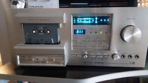 Pioneer CT-F900 3 head 2 motor cassette deck
