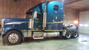 2001 classic freightliner xl