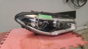 BMW 528  535 550 F10 LED passenger side headlight