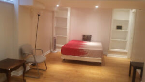 Furnished Basement - For Working Bachelors and Students