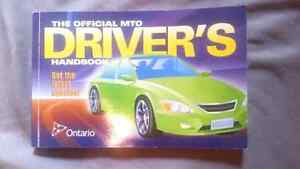 Official mto drivers handbook
