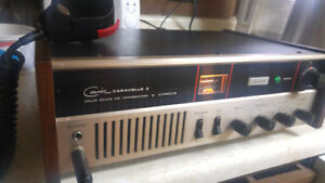 **READ AD**Courier Caravelle CB Base Radio - 50.00 FIRM