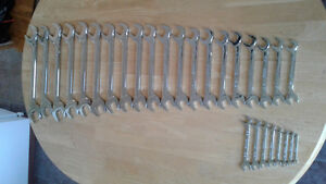 Snap-On 28pce. Angle wrench set