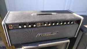 Traynor YGL-3A Mark 3 guitar head