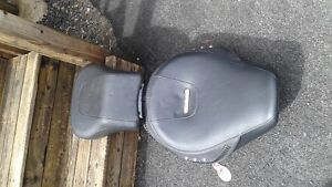 Fatboy front and rear seat - NEW!