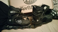Excellent Mens Rollerblades Barely worn, in box