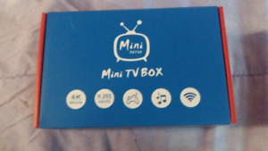 Android Box. Brand new!