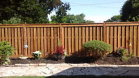 Fences and decks by bruce