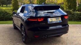 2017 Jaguar F-PACE 2.0d (163) R-Sport 5dr Manual Diesel Estate