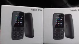 Nokia dual sim 106 brand new