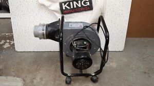 KING PORTABLE INDUSTRIAL DUST COLLECTOR