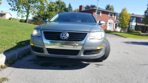 Very good deal 2006 Passat with only 166k kms
