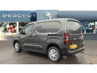 2020 Peugeot Partner Standard Diesel 1000 1.5 BlueHDi 100 Professional Van Van D