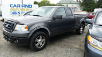 2008 Ford F-150 4x4 CERTIFIED!
