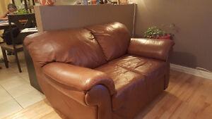 Sofa et causeuse à vendre Gatineau Ottawa / Gatineau Area image 5