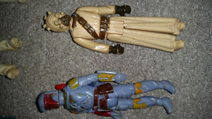 vintage Star Wars collectibles from 1977 year the movie came out London Ontario image 5