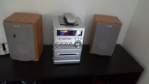 Sony stereo system Kitchener / Waterloo Kitchener Area image 2
