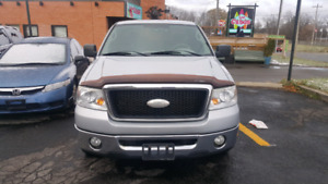 2007 FORD F150 XLT CERTIFIED & E TESTED LOW MILEAGE