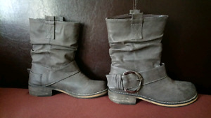 Cute Fall/Spring Boots $35 obo