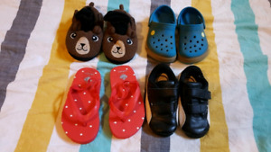 Size 6 Toddler Shoes (18-24m)
