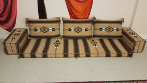 Arabic style Majlis &/or floor sofa set &/or floor couch !