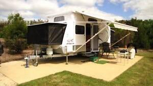 2010 Jayco Expanda Outback 16:49-1B Poptop - SUIT NEW CARAVAN BUY Mentone Kingston Area Preview