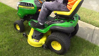 GRASS CUTTING / FALL CLEANUPS / BOOK NOW ! 343-364-4222