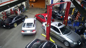 Automotive Shop w/ 1 Hoist for Daily Rental