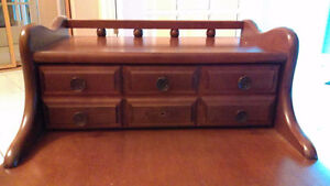 Beautiful Antique telephone table West Island Greater Montréal image 2