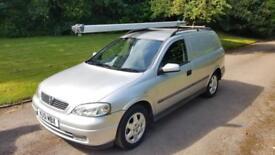 Vauxhall Astravan 1.7 DTi 16v Sportive 2002 Ltd Edn 51 REG 82K NO VAT