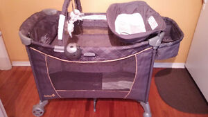 Safety 1st Play Yard - Grey