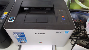 Samsung COLOR laser printer NFC