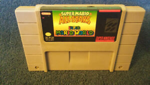 Super Mario All-Stars+Super Mario World (1993) - Super Nintendo