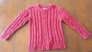 Excellent condition - red sweater (size 5) London Ontario image 1
