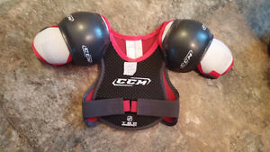 $10.00 obo- Boys Size Small Hockey Chest Protection