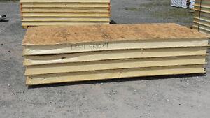 Panneaux Isolés Structural